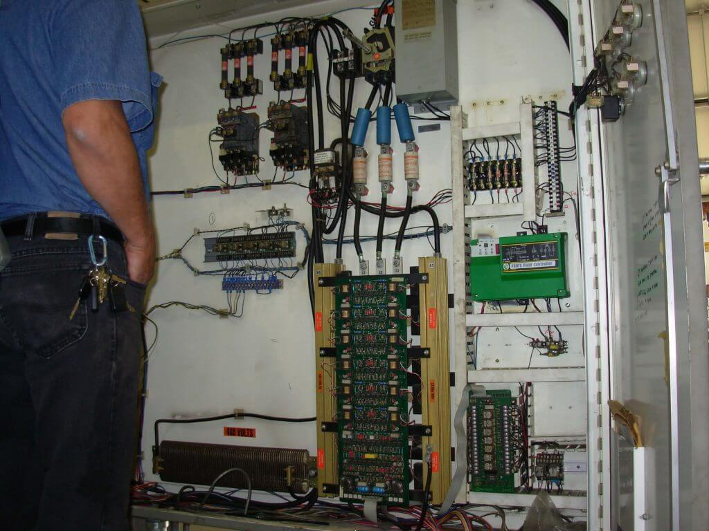 Electrical Control Systems Manufacturing Services | Controllink